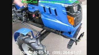 Мототрактор DW160LX часть 2(, 2016-11-18T12:17:28.000Z)