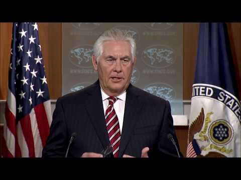 Department Press Briefing - August 22, 2017