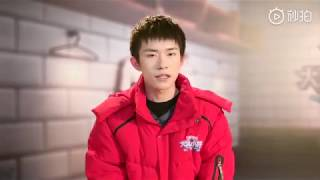 【TFBOYS易烊千玺】兴趣部落 宣传《大冰小将》每周六晚8:30【Jackson Yee】