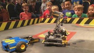 LEGO Robot Wars - GWBS 2016