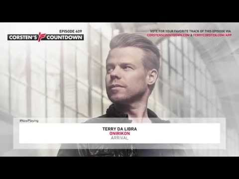 Corsten's Countdown #409 Offical Podcast HD