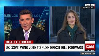 [WATCH] UK Government wins vote on EU withdrawal bill