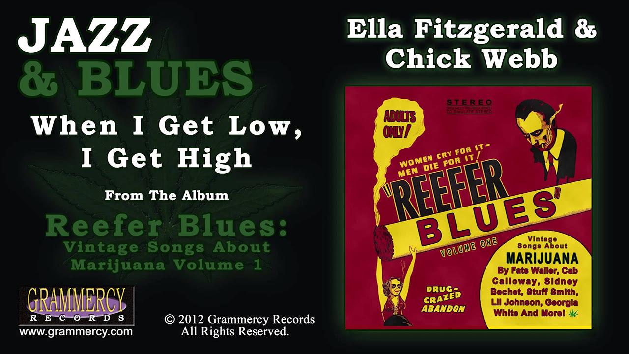 Ella Fitzgerald & Chick Webb - When I Get Low, I Get High
