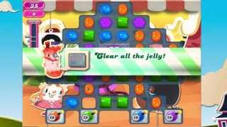 Candy Crush 688 No Boosters Beat in 8 Moves!
