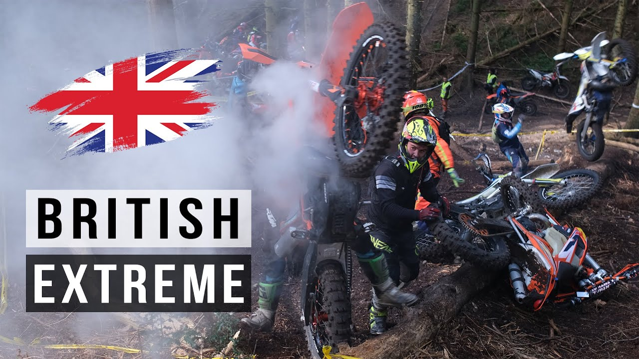 British Extreme Enduro Championship 2021 | Mini Ravines Highlights