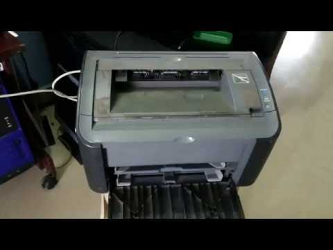 """Canon LBP 2900B Driver"" installation 