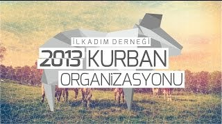 2013 Kurban Kesim Organizasyonu