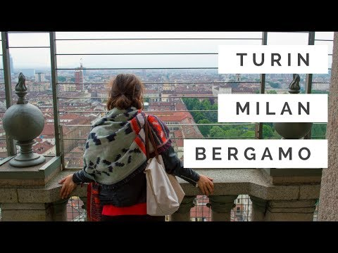 TRAVEL DIARY - TURIN, MILAN and BERGAMO, ITALY | Dragonfly's Heart