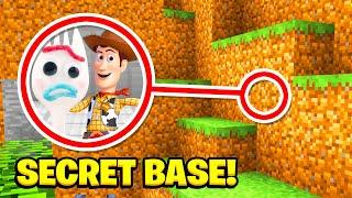 Minecraft : We Found TOY STORYS SECRET BASE! (Ps3/Xbox360/PS4/XboxOne/PE/MCPE)