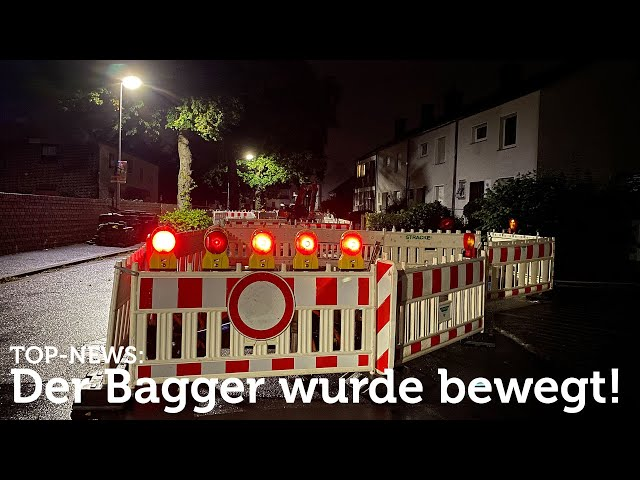 Baufortschritt in der Himmelohstraße in Witten - neuer Termin!
