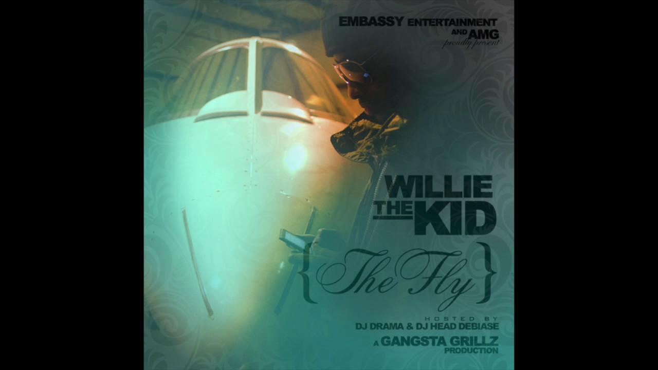 Willie The Kid - Flying Over Ya Hood