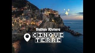 CINQUE TERRE | Incredible Italy | Family VLOG 2018