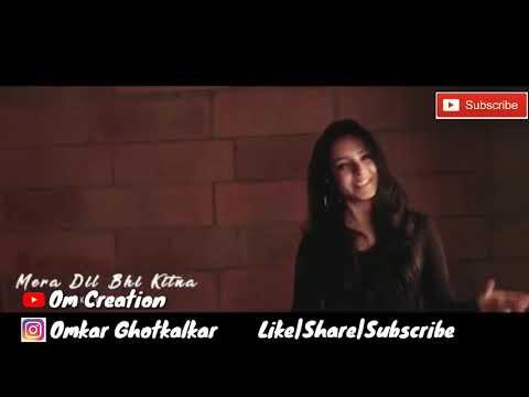 mera-dil-bhi-kitna-pagal-hai-female-version-whatsapp-status-video-2018-||-new-heart-touching-status