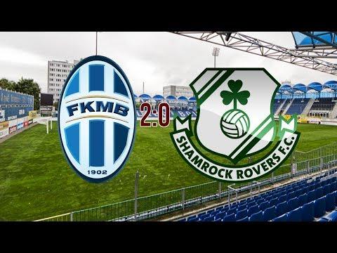 EUROPA LEAGUE | FK Mladá Boleslav - Shamrock Rovers | 2:0 | 20.7.2017