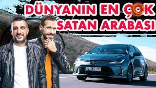 Dünyanın En Çok Satan Arabası Yenilendi! | Toyota Corolla