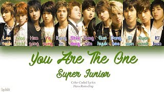 Super Junior - You are the one