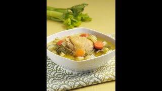 Caldo De Pollo - Chicken Soup