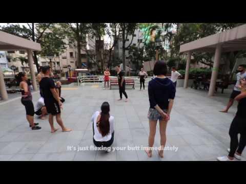 Outdoor Acrobatics | w/ MovementBank HK | SharedSpace