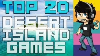 Top 20 Desert Island Games - Mint301