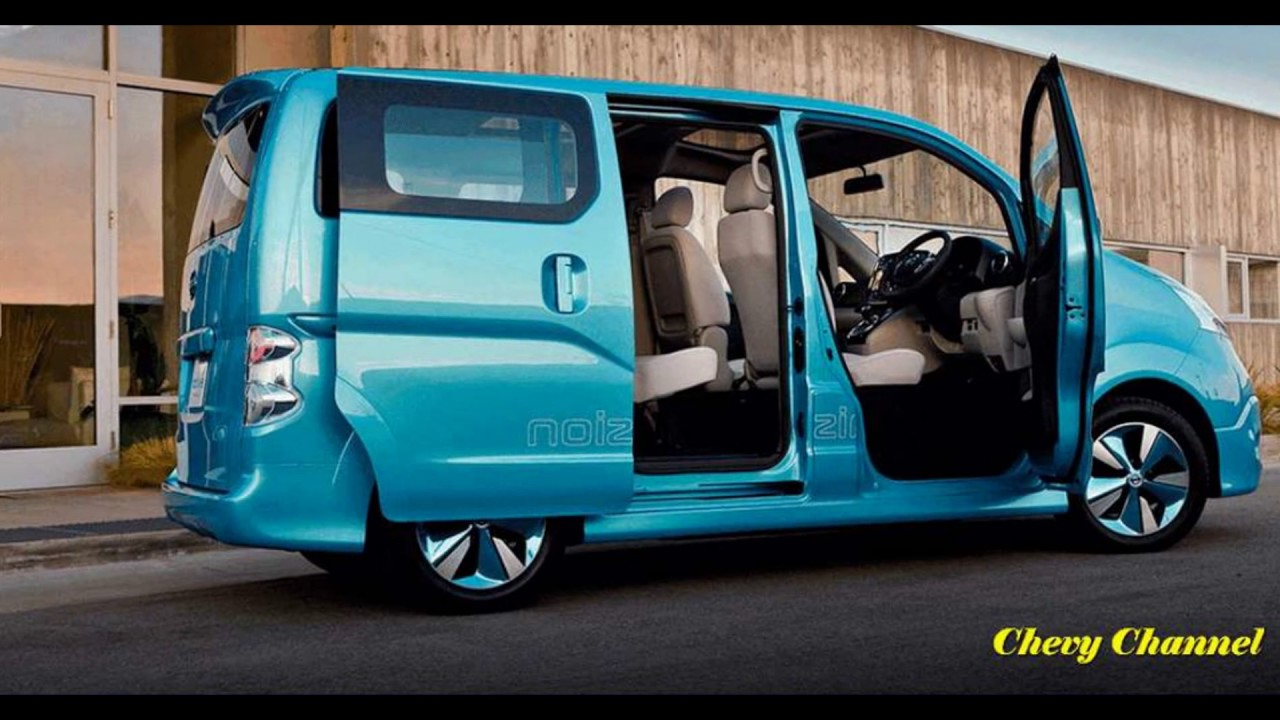 nissan nv200 camper electric van car interior exterior. Black Bedroom Furniture Sets. Home Design Ideas