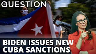 Biden to meet with Cuban American leaders amidst sanctions against Cuba