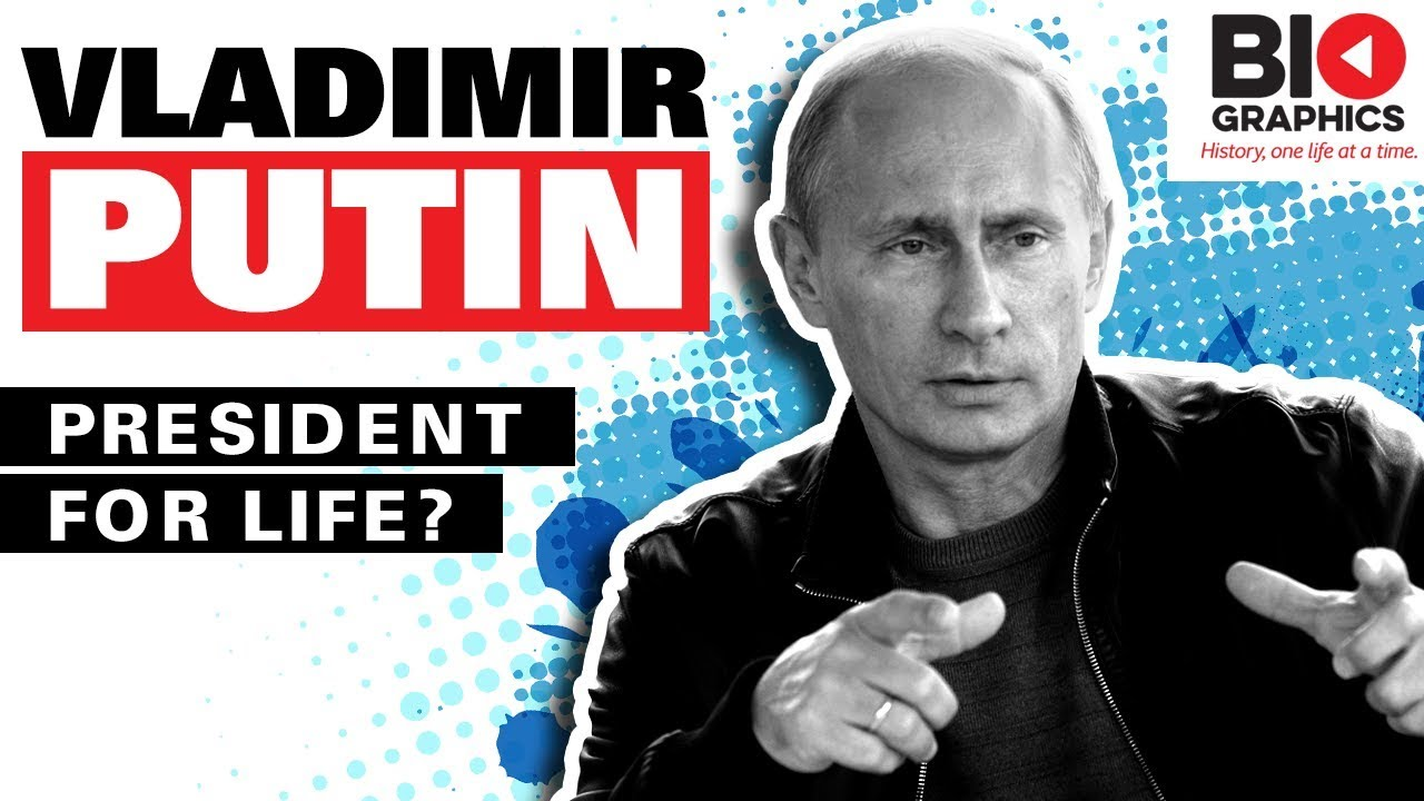 Vladimir Putin Kgb To President For Life Biographies By Biographics