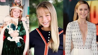 Brie Larson - From 5 to 28 Years Old