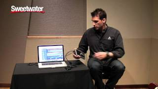 Stephen Bright from Apogee presents the Duet 2 compact audio interf...