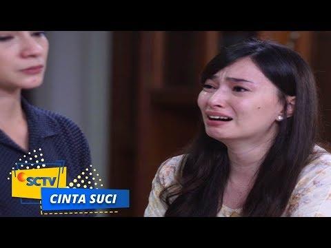 PERIIHH Hati Monica Melihat Kebersamaan Adit Dan Bunga   Cinta Suci Episode 288