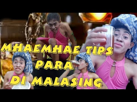 Mga Kakalokang Tips Para Di Malasing  Sa INUMAN At Pag May Hang Over