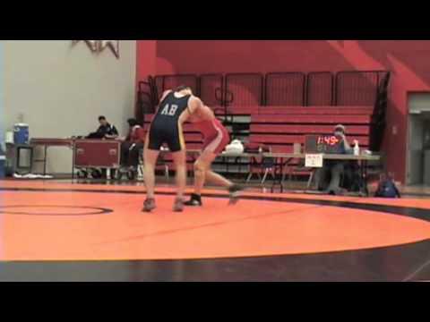 2010 Brock Open: 57 kg Nolan Deinum vs. Jake Hergenhein