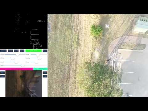 Second DJI Developer Challenge - Automated Power Line Inspector
