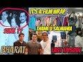 SALMAN KHAN'S BHARAT | LAST EPISODE | SUNIL GROVER THE POLITICIAN | MASSIVE DRESS SETUP | THANK YOU