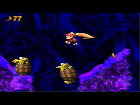 Play Donkey Kong Country 2 - The Lost Levels Part23