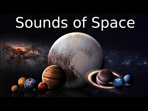 Scary Sounds of Space  (USE HEADPHONES)