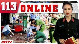 Bản tin 113 Online mới nhất ngày 03/09/2018 | Tin tức | Tin tức mới nhất | ANTV