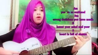MERDU SEKALI! Marya Isma Cover Sepanjang Hidup (Maher Zain)