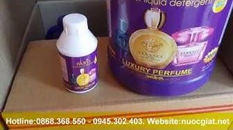 Nước giặt hương nước hoa Paris hàng thái giá rẻ nhất, giao hàng toàn quốc