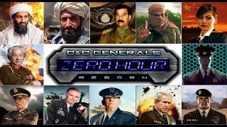 Command and Conquer: Generals Zero Hour / Reborn Last updated