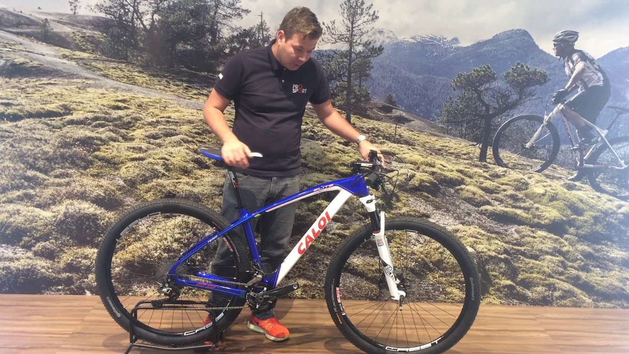 8b412a58c Caloi Elite Carbon Team 2017. Prosport Bike - A Bike Shop ...