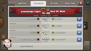 Th 9 base war defense, prematur but solid