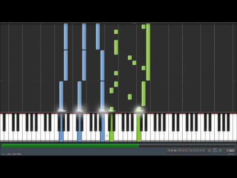 Twilight Overture Piano Tutorial - Twilight Week Day Six