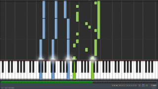 Twilight Overture Piano Tutorial - Twilight Week Day Six