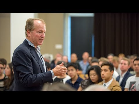 """""""A Digital World: Country Digitization"""" with Cisco's John Chambers"""