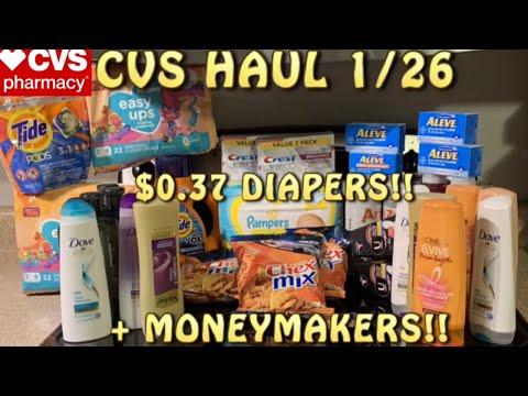 😤$0.37-diapers!!--1/26-cvs-haul-+-cvs-deals-1/26-+-cvs-scenarios-1/26-+-cvs-moneymakers-1/26-🤑