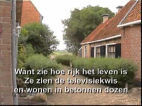 Wim Sonneveld - Het dorp (karaoke)