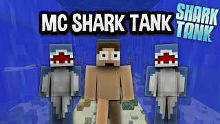MINECRAFT SHARK TANK DISASTER... | Minecraft Factions