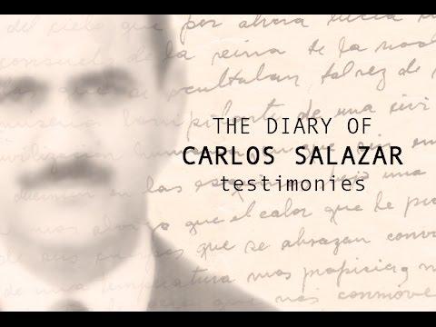 THE DIARY OF CARLOS SALAZAR (documentary)