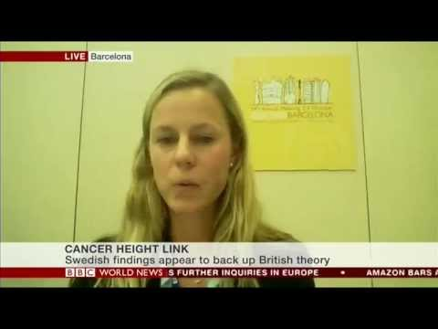 BBC World News coverage of ESPE 2015