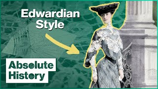 Ruth Goodman Makes Lace | Edwardian Farm EP5 | Absolute History